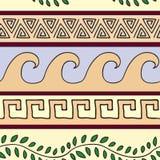 Иллюстрация венка с пуками ягод и листьев осени Иллюстрация штока