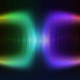 Иллюстрация выравнивателя вектора Стоковое фото RF