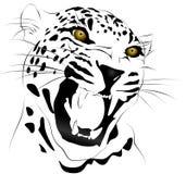 иллюстрация леопарда Стоковые Изображения RF
