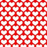 Иллюстрация запаса с мотивом сердца, формой сердца Стоковая Фотография