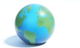 Иллюстрация земли иллюстрация вектора