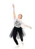 иллюстрация конструкции танцора балета красивейшая Стоковое Фото