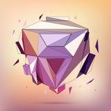 Иллюстрация концепции вектора 3D Стоковые Изображения