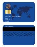 Кредитная карточка Стоковая Фотография