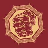 Иллюстрация кулачка Стоковые Фото