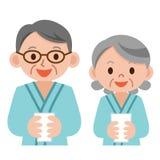 Иллюстрация медицинского осмотра иллюстрация штока