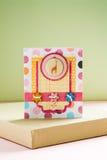 иллюстрация подарка конструкции карточки предпосылки флористическая ваша Стоковое Фото