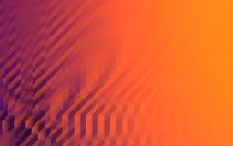 Иллюстрация предпосылки абстрактного треугольника геометрическая Стоковое фото RF
