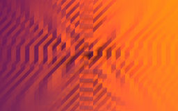 Иллюстрация предпосылки абстрактного треугольника геометрическая Стоковое Изображение