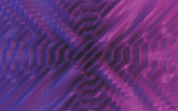 Иллюстрация предпосылки абстрактного треугольника геометрическая Стоковая Фотография RF