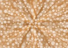 Иллюстрация предпосылки сигнала точек золота Стоковые Фото