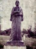 Иллюстрация статуи Стоковая Фотография