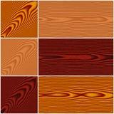 Иллюстрация текстуры деревянных планок Стоковое Изображение