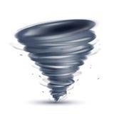 Иллюстрация торнадо Стоковая Фотография RF