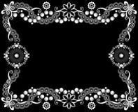 Рамка декора Стоковые Фотографии RF