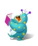 Иллюстрация: Чтение чужеземца Трудно! бесплатная иллюстрация