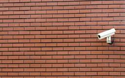 иллюстрация cctv камеры предпосылки высокая изолировала белизну качества Стоковое фото RF