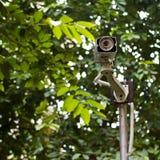 иллюстрация cctv камеры предпосылки высокая изолировала белизну качества Стоковое Изображение RF