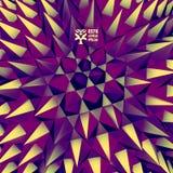 иллюстрация 3D Стоковое фото RF