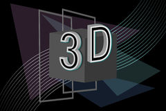иллюстрация 3d Стоковые Фото