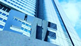 иллюстрация 3D: ETF - фонды торговлями обменом Стоковые Фотографии RF