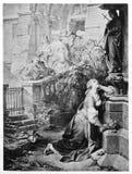 Иллюстрация Faust Стоковые Фотографии RF