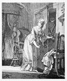 Иллюстрация Faust Стоковое фото RF