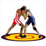 Иллюстрация Greco - rimskoy бой бесплатная иллюстрация