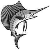 Иллюстрация Sailfish иллюстрация штока