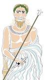 Zeus Стоковые Изображения