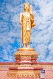 Идя Будда. Стоковое Фото