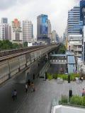 Идя палуба, Бангкок Стоковые Изображения RF