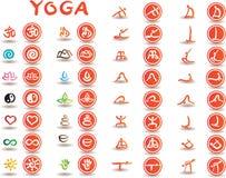 Йога в природе Стоковое Фото