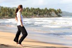 Йога и пригодность Стоковые Изображения