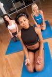 йога типа Стоковые Фото
