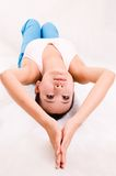 йога Стоковое Изображение