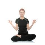 йога стоковая фотография