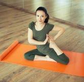Йога Стоковое Изображение RF