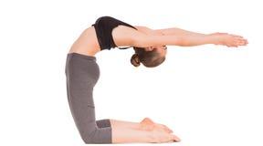 йога Стоковое Фото