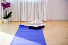 йога Стоковые Изображения