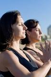 йога Стоковые Изображения RF