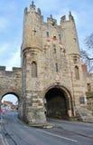 Йорк Micklegate, Йорк, северный Йоркшир Стоковая Фотография