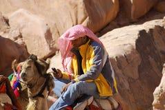 Йорданський человек Стоковая Фотография