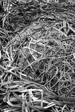 кабели Стоковое Изображение