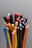 кабели Стоковое Изображение RF