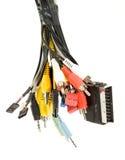 кабели Стоковое фото RF