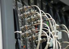 кабели Стоковые Изображения