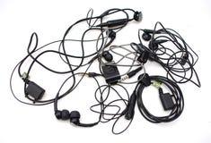 кабели Стоковая Фотография