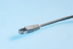 кабельная сеть одиночная Стоковая Фотография RF