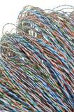 Кабельная сеть, передача данных Стоковое Фото